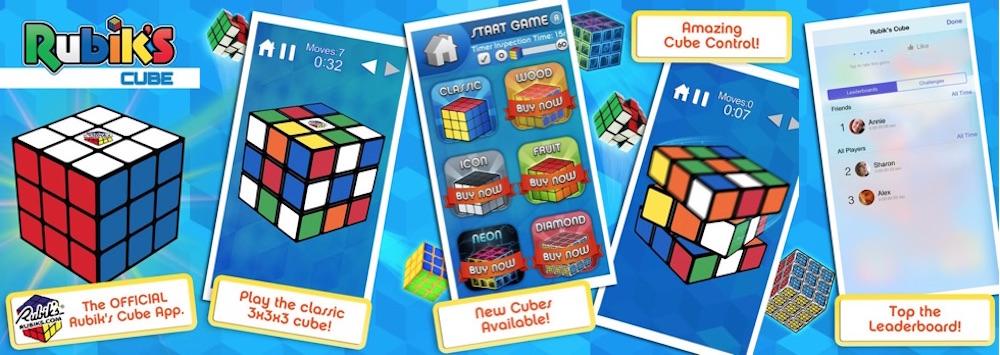 Cubo de Rubik app