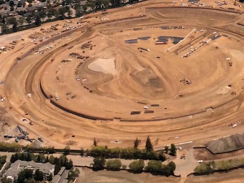 Apple Campus 2 2014
