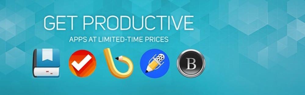 Mac App Store Get Productive