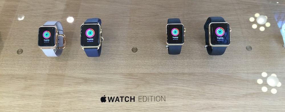 Apple Watch Store Edition-Howpple