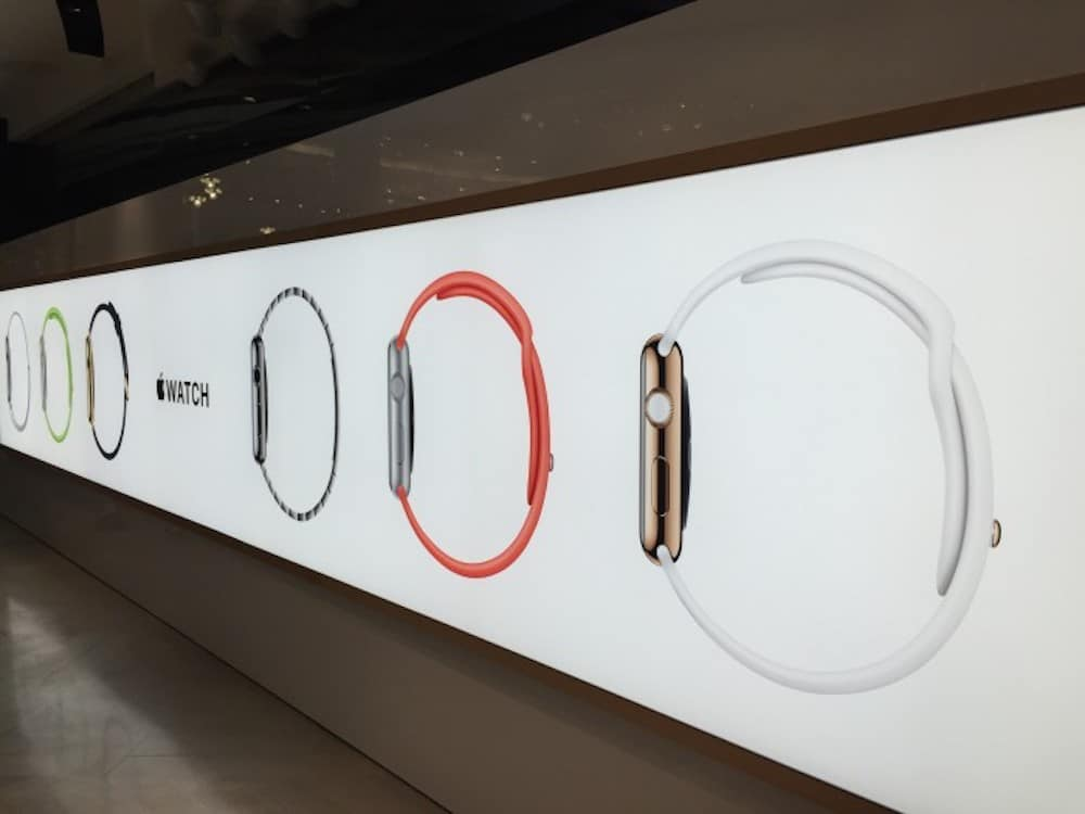 Apple Watch Store Paris-Howpple