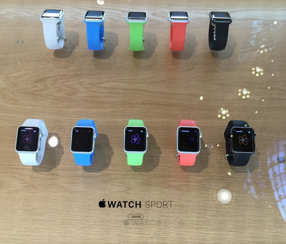 Apple Watch Store Paris Modelos-Howpple