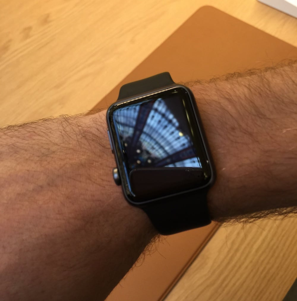 Apple Watch Store modelo Sport-Howpple