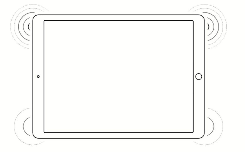 Sonido iPad Pro de 9´7