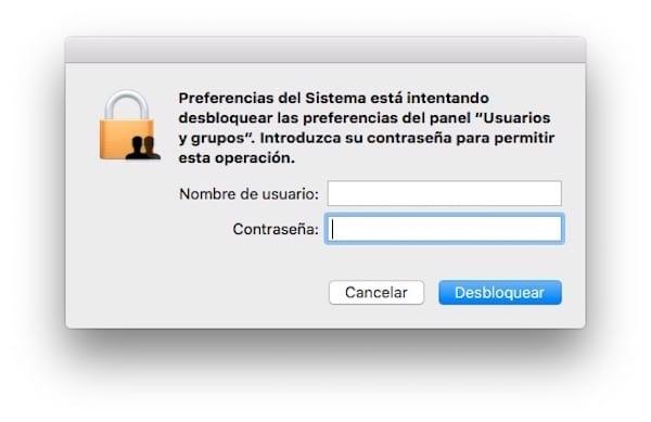 Personalizar sonido arranque Mac desbloqueo preferencias