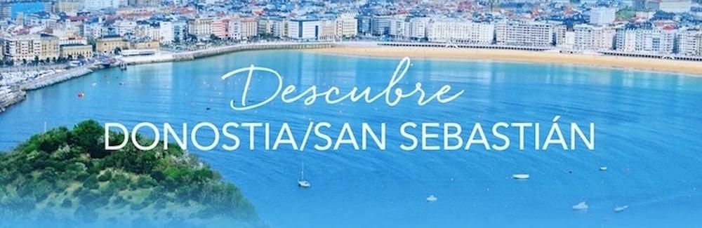 Descubre Donostia - San Sebastian Apple