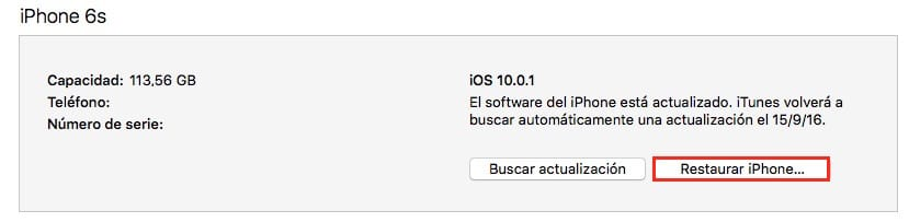 como restaurar tu iPhone o iPad iTunes-howpple