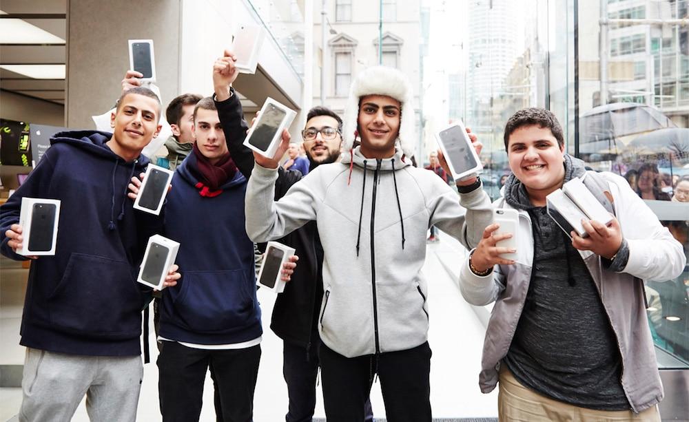 iPhone 7 Sydney