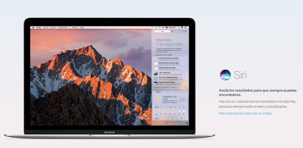 macOS Sierra siri-howpple