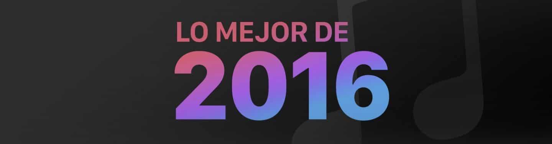 Apple Lo mejor del 2016 en Música según Apple