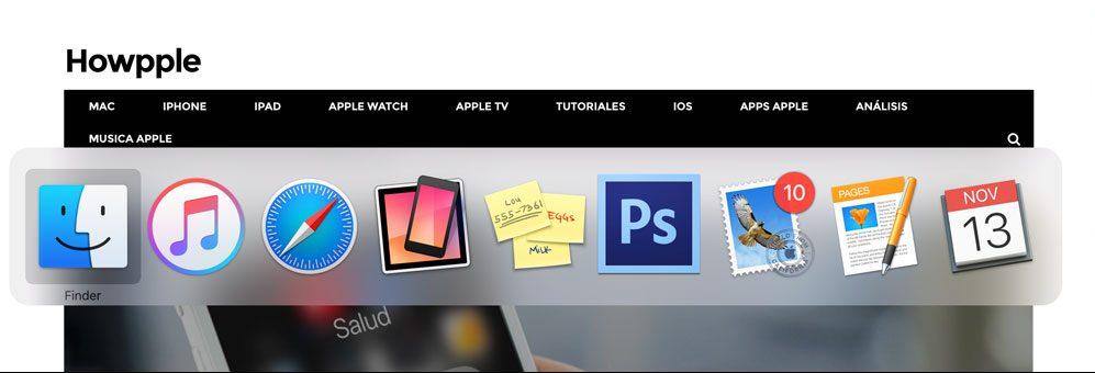 Aprende cómo cambiar entre aplicaciones en Mac con estos atajos de teclado