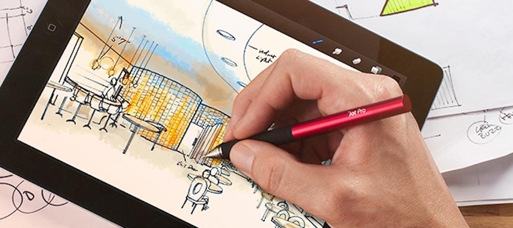 lápiz ipad - Jot Pro Lapiz definitivo para iPad