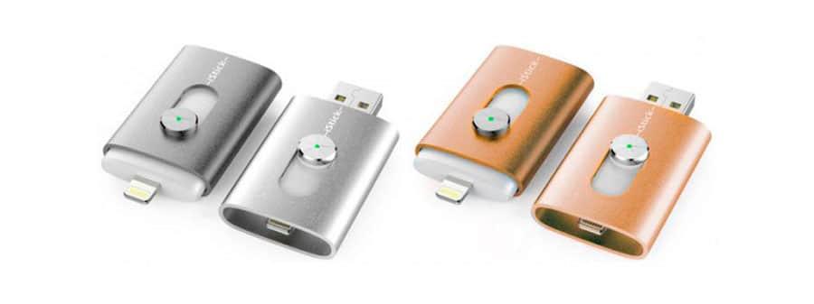 Memorias iStick USB lightning