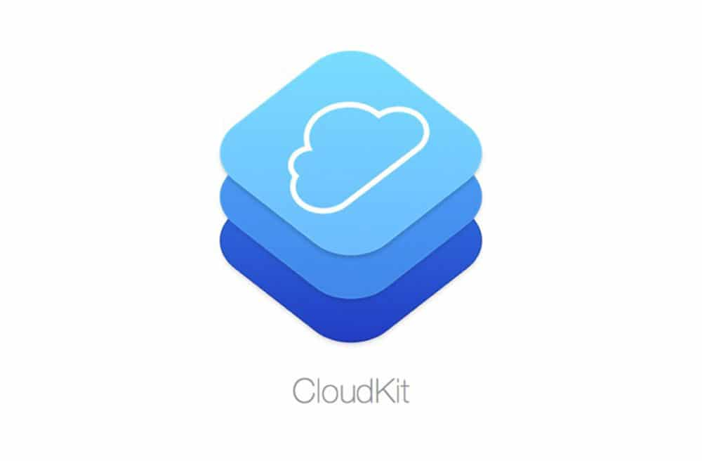 mejora de CloudKit