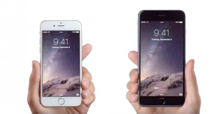 DOS nuevos anuncios iPhone 6