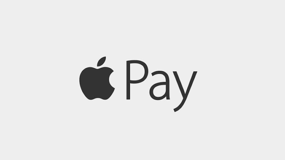 Logo de Apple Pay