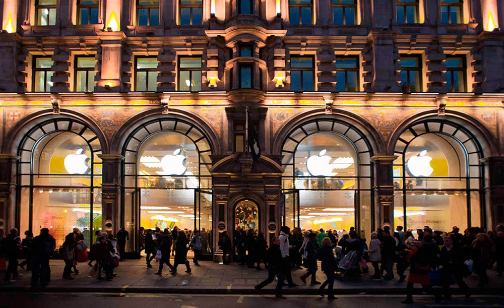 Lanzamiento iPhone 6 Londres
