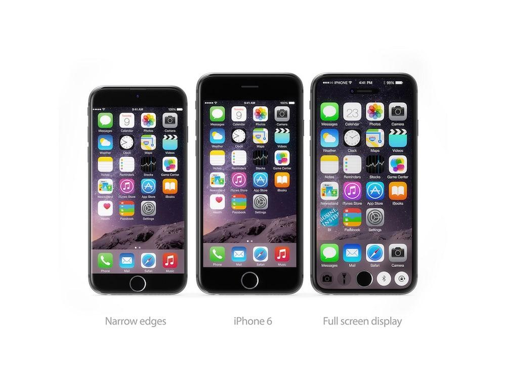 iPhone 7 Mock-Ups
