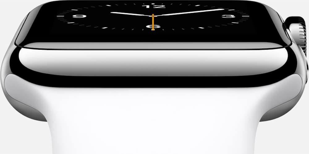 diseño Apple Watch