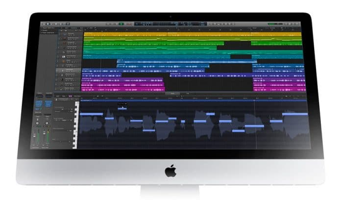 Apple actualiza Logic Pro X