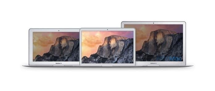 Nuevo MacBook Air de 12 pulgadas