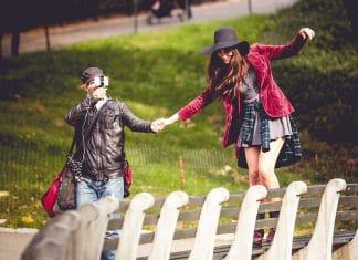 Romance in NewYork iPhone 6
