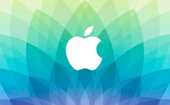 Evento Spring Forward de Apple