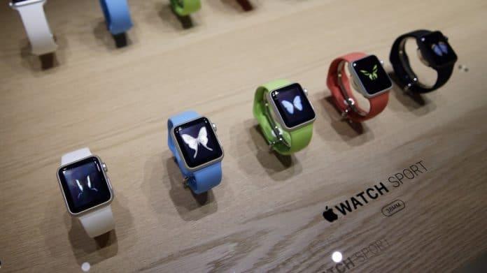 Apple Watch Store Paris lafayette