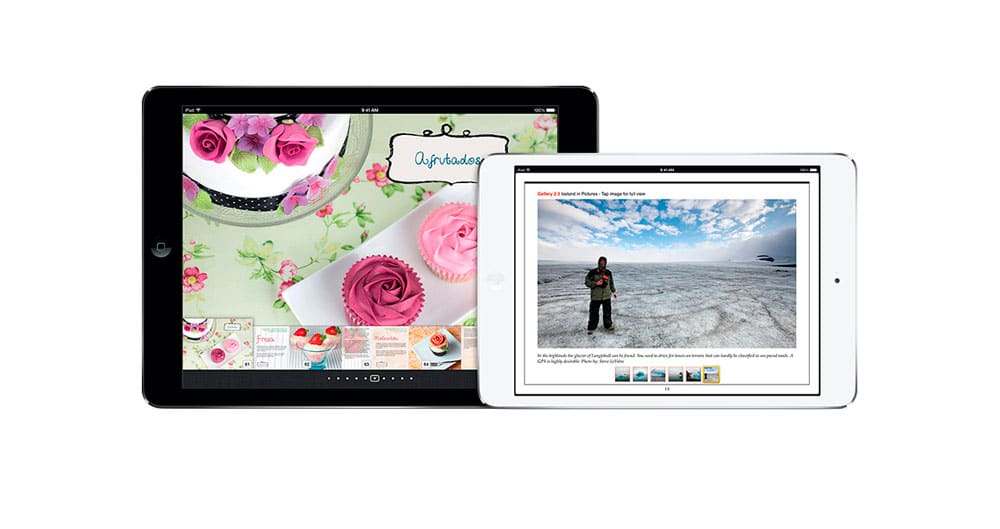 Apple anuncia nuevos talleres iBooks Author