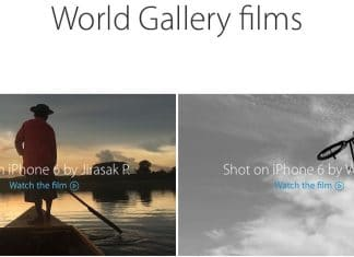 Videos Shot on iPhone 6