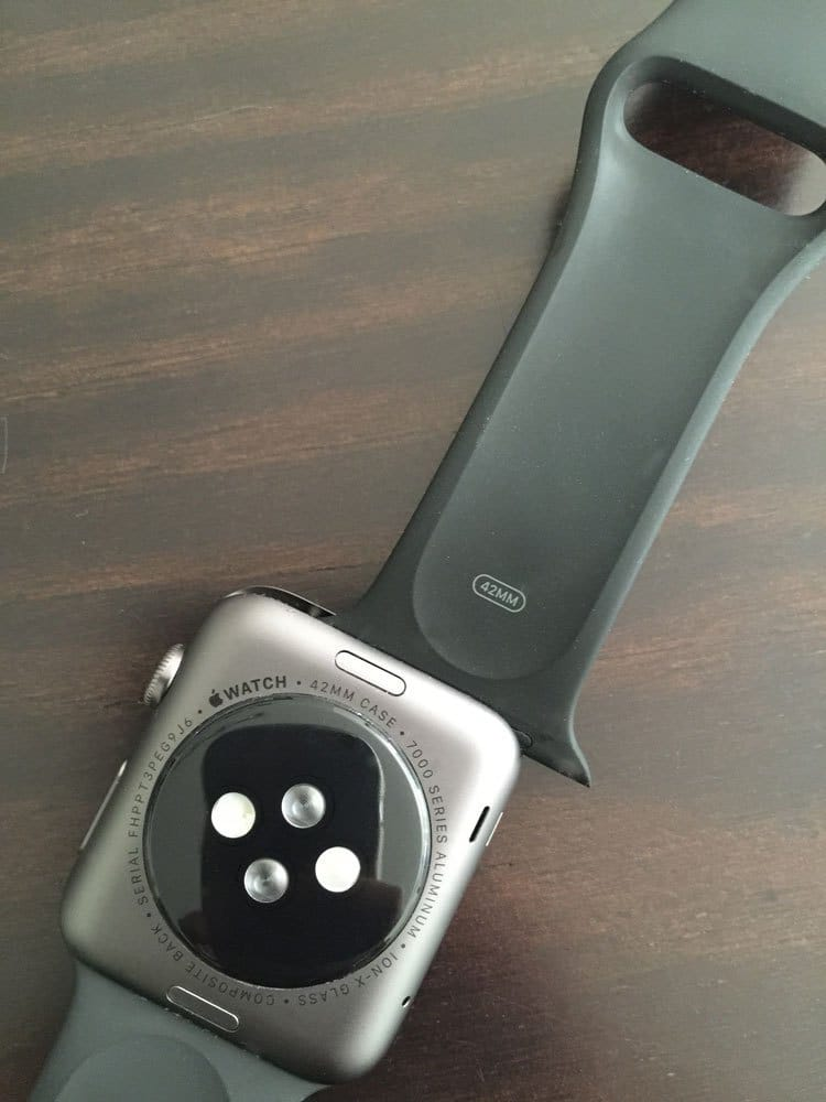 Apple Watch Cambio correa
