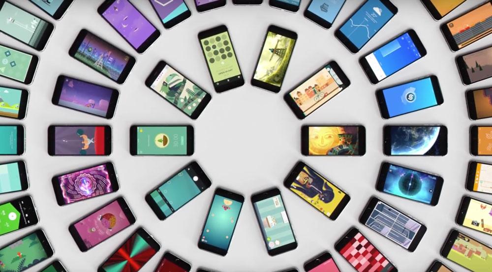 campaña publicitaria si no es un iPhone