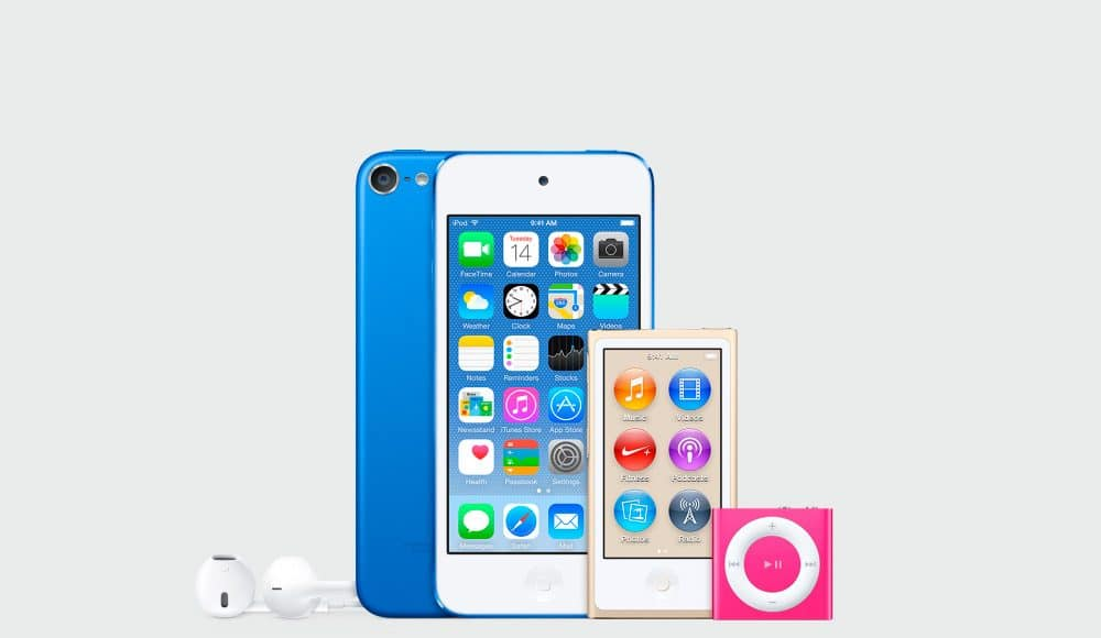 iPod Touch iPod nano y iPod Shuffle-Howpple