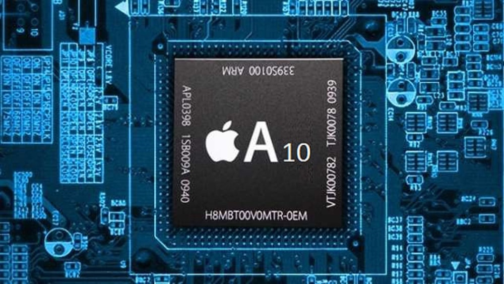 Apple Chip A10