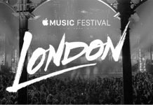Apple Music Festival 2015