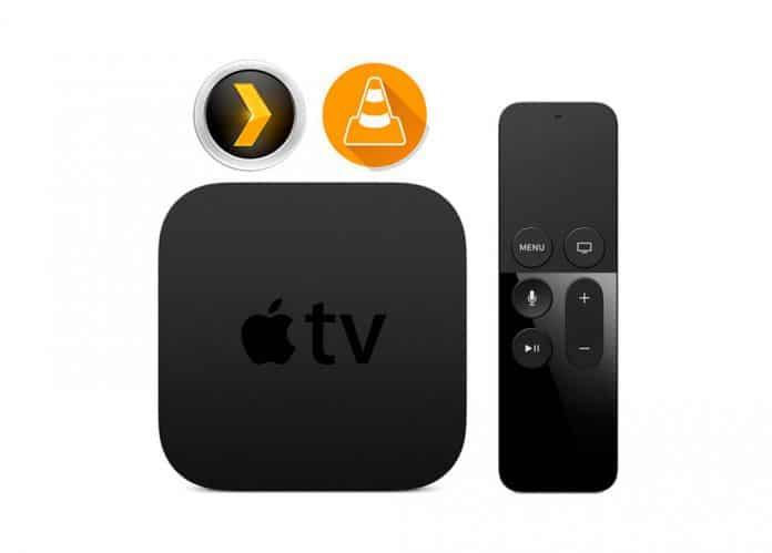 VLC y PLEX en Apple TV
