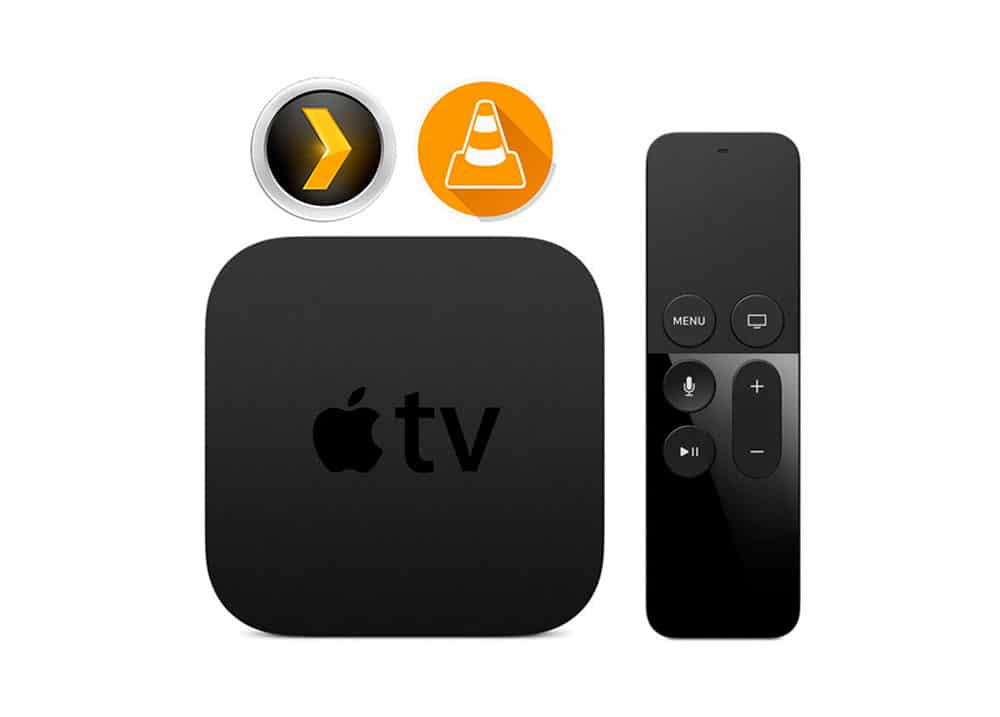 VLC y PLEX en Apple TV