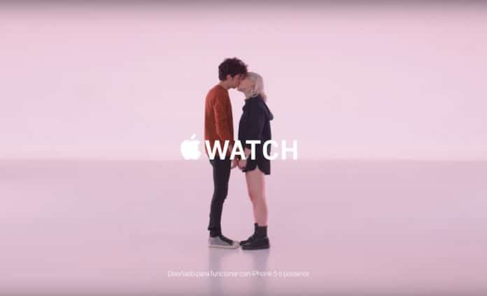 Apple Watch Anuncio