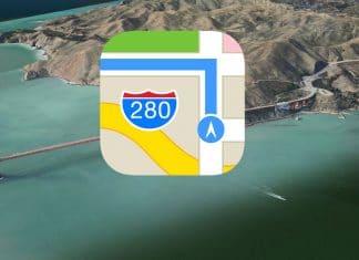 apple mapas connect