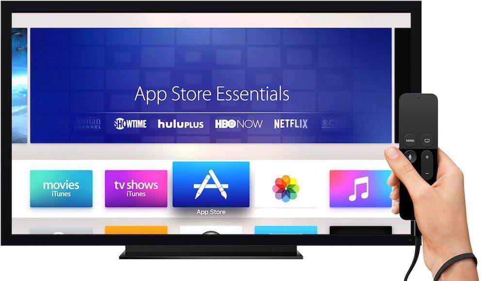 Apple tv Top 10 Apps y Juegos