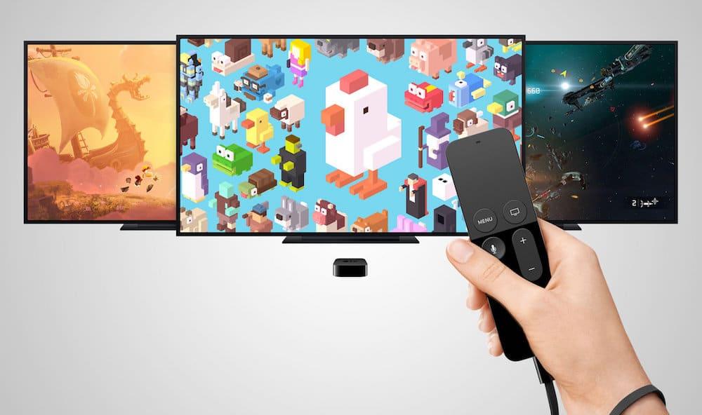 Apple TV Apps y Juegos mas descargados