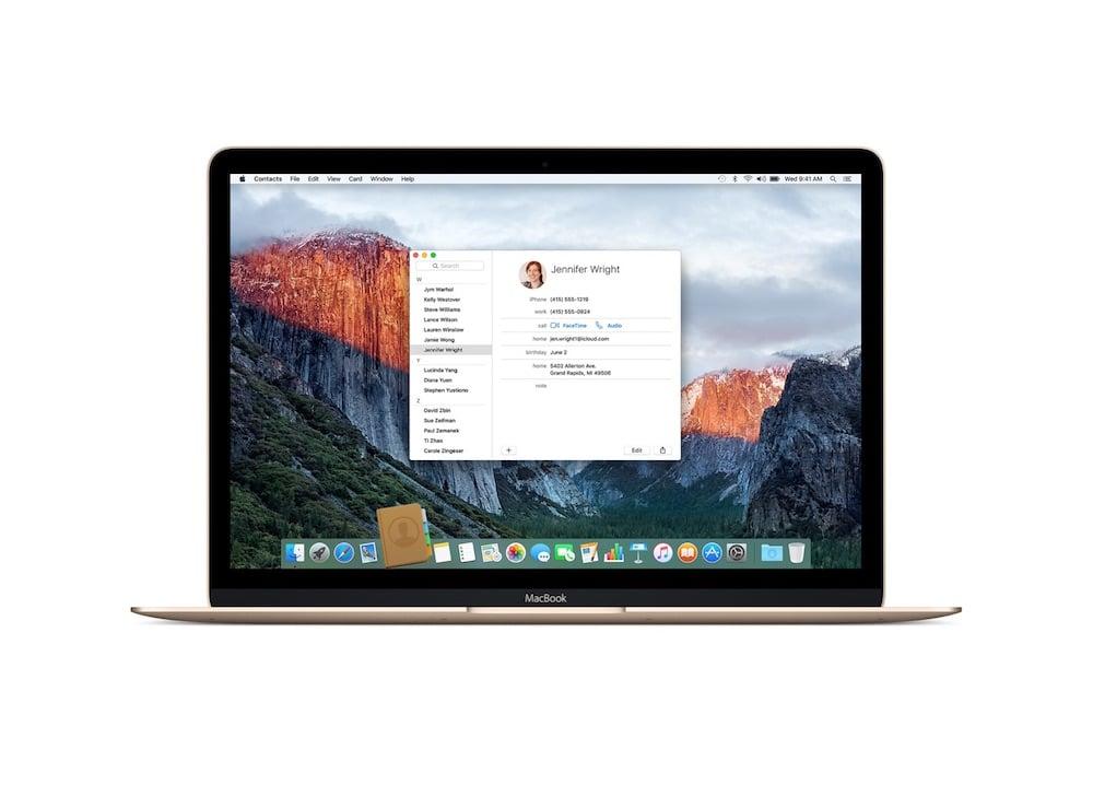 Como Bloquear contactos en Mac
