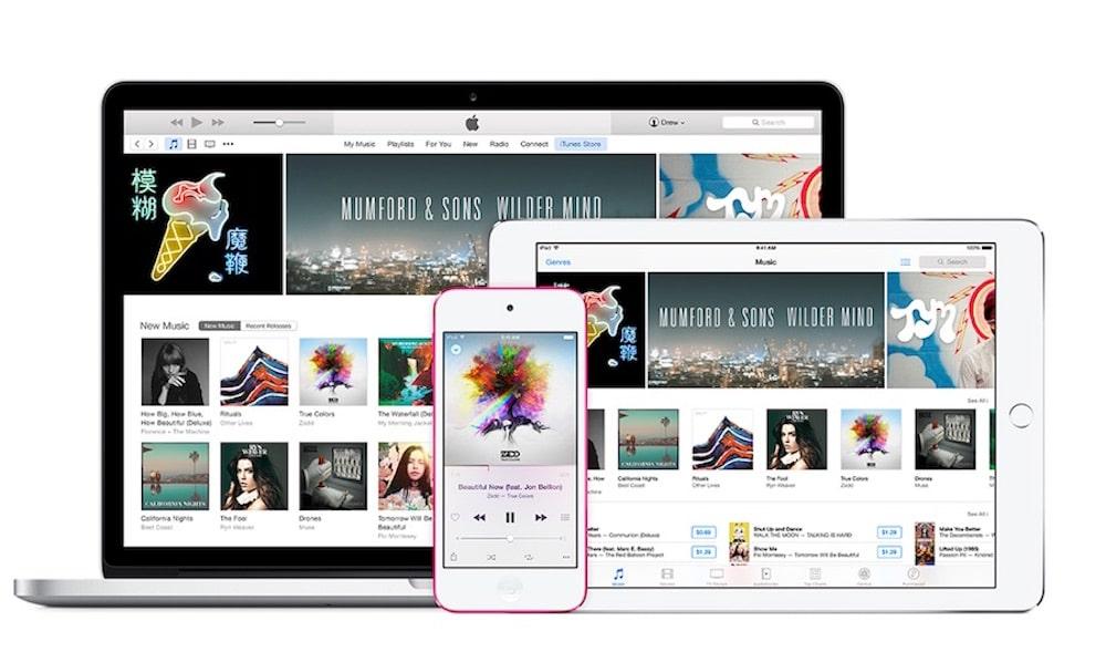 Como pasar musica de iPhone a Mac