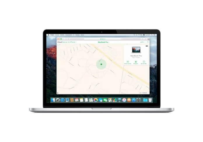 Como usar Buscar mi Mac-Howpple