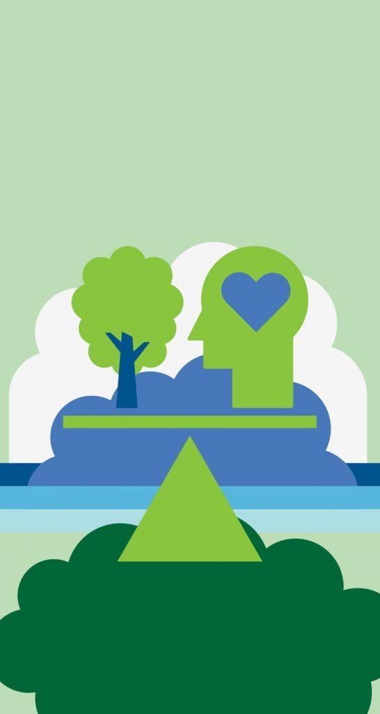 Fondos de pantalla Naturaleza en Balance iPhone 6