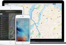 Mapas de Mac a iPhone