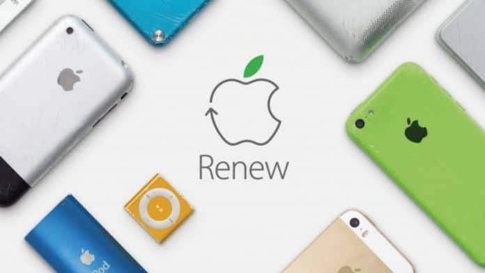 Programa de reciclaje Apple - fondos de pantalla apple