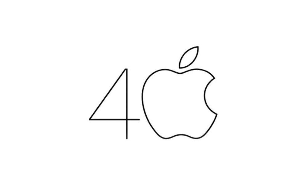 Apple 40 Aniversario