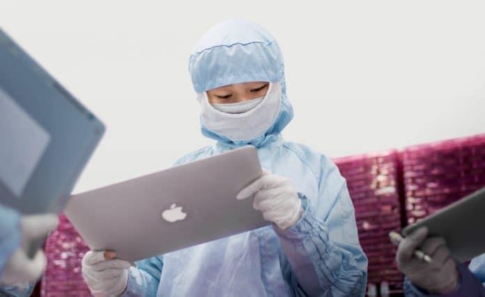 Apple Informe a Proveedores