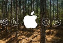 Apple y el medio ambiente